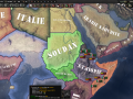 African countries Beta 2