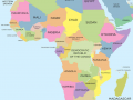 African countries (Released states version) Beta