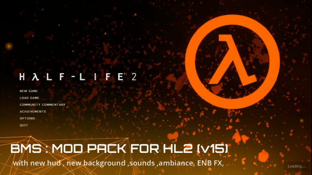 HL2 BMS Mod Made By Aniket