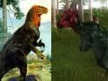 Zdeněk Burian's Iguanodon (ALTERNATIVE SKIN)