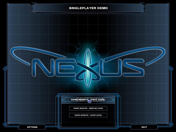 Nexus Singleplayer Demo