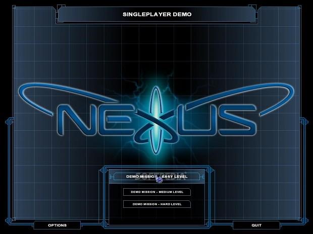 Nexus Singleplayer Demo