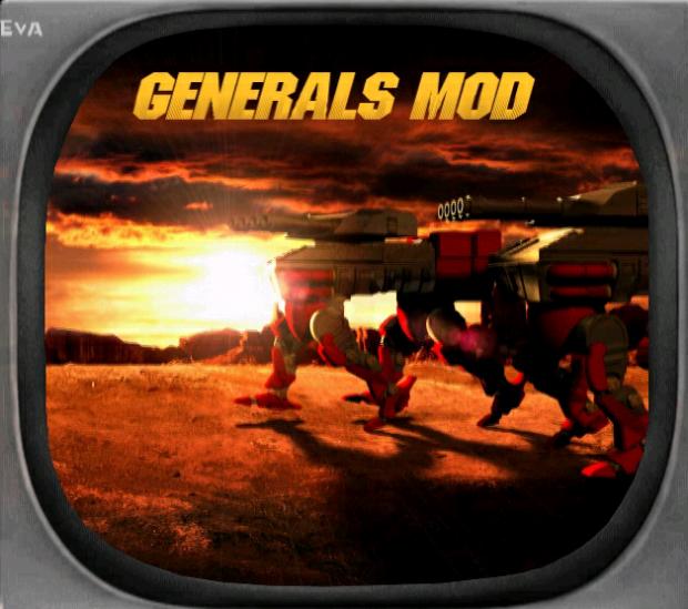 Generals Mod 2.75 Revision 9 (AI)