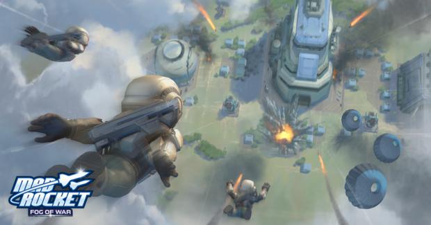 Mad Rocket: Fog of War APK(1.2.4)