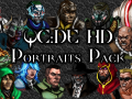 QC:DE HD Portraits v2.7