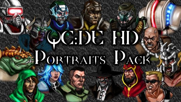 QC:DE HD Portraits v2.1