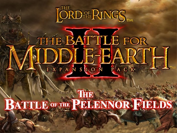 Battle Of The Pelennor Fields 2.0