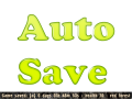 Auto Save every x seconds 1.1