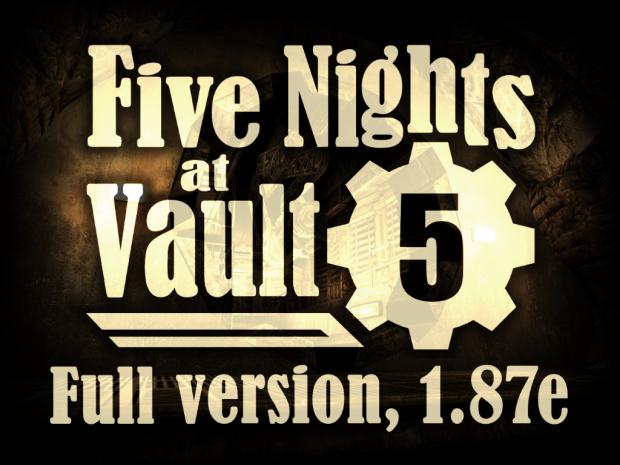 FNAV5 1.87e (Anniversary 5th Update)