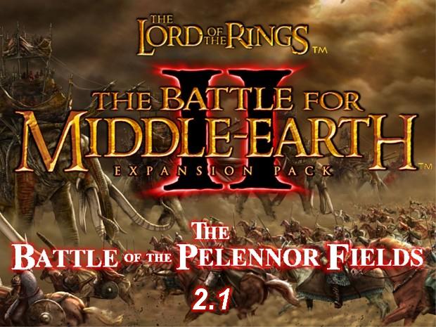 Battle Of The Pelennor Fields 2.1
