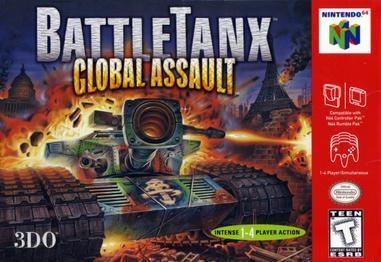 Battle Tanx Global Assault OST