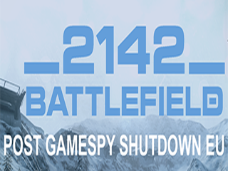 BF2142 Post Gamespy EU