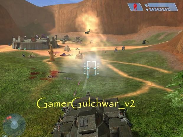 Gamer Gulch war_v2 AI BOT support modified Halo Ce