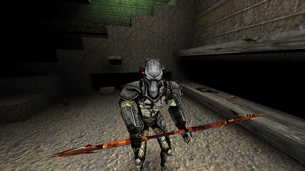 AVP-R Wolf Predator 2.0