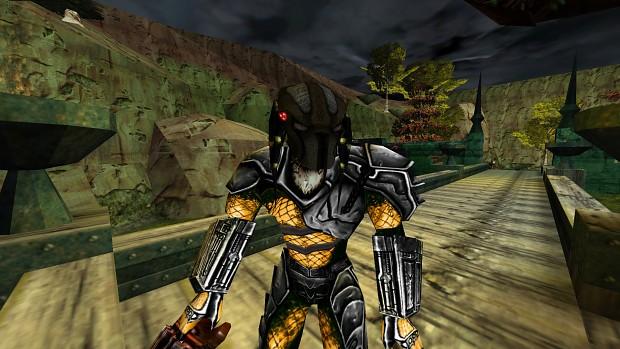 Spartan Predator - AVP 2010