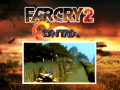Far Cry 2 - Contra jungle level map