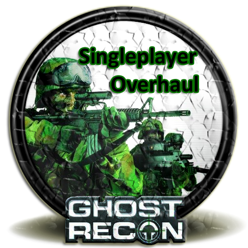 Ghost Recon Singleplayer Overhaul v1.0 Full