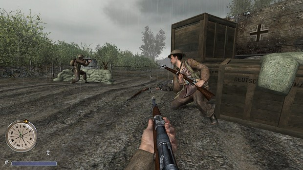 Operation Pomegranate - Battle in the bocage - FIX