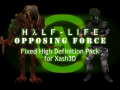 Opposing Force High-Def Pack for Xash3D (Fix)