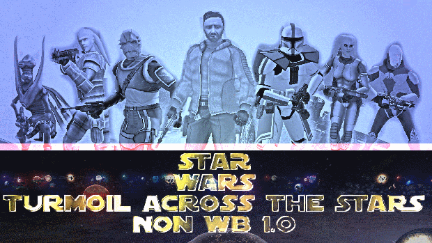 Turmoil Across the Stars  Non Warband release 1.0