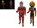 Valve's HLDM holiday models
