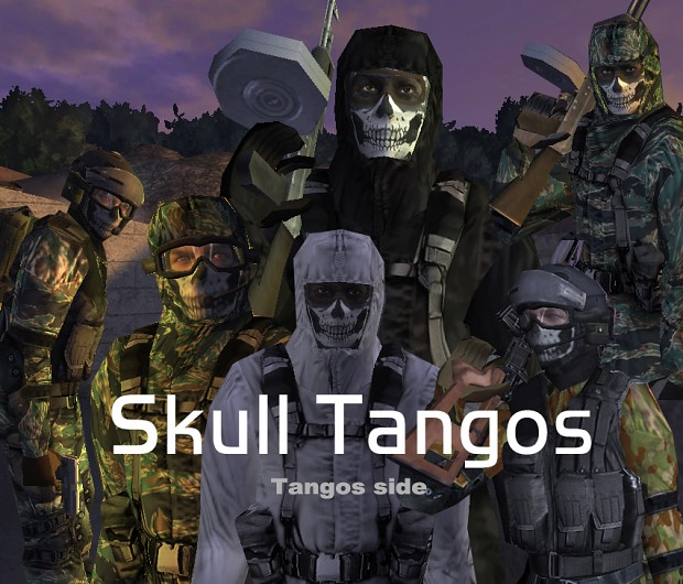Skull Tango skins
