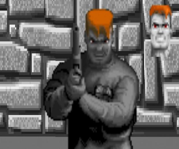 Mutant B.J. Blazkowicz