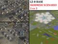 "Lazer Challenge Skirmish - ""Mission HQ LZ8"" - 3vs3"