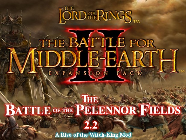 Battle Of The Pelennor Fields 2.2