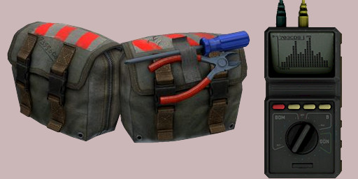 CS:GO defuse kit