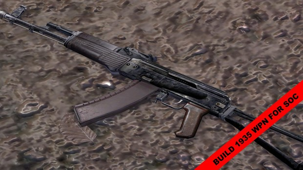 build 1935 weapons for SoC in High Res v1.1