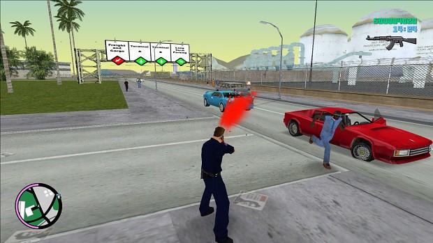 GTA Police Stories Beta 4.0
