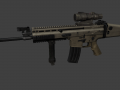 End of Days SCAR-L Mk.16
