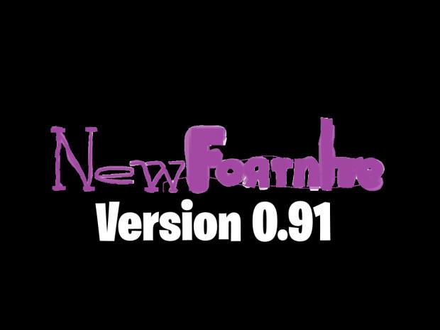 NewFORTNiTe Version 0.91