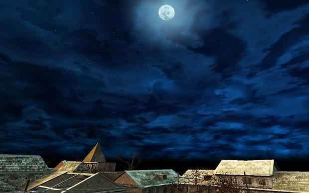Map 3 Night Sky