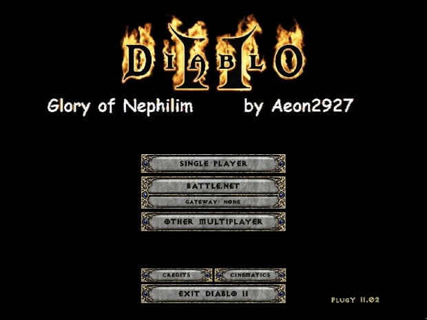 Glory of Nephilim 30 May 2018