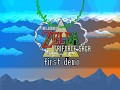 Zelda Triforce Saga First Demo
