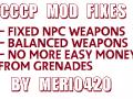 CCCP fixes