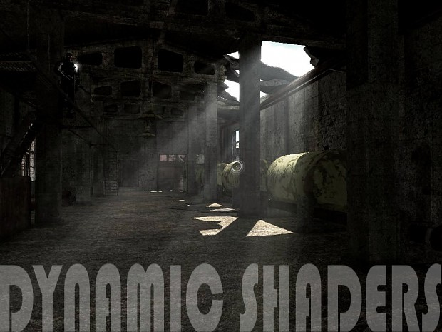 Dynamic Shaders 2.0 CTP - Patch 1