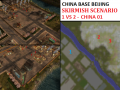"CHINA Beijing Skirmish - ""Mission CHINA01"" - 1vs2"
