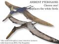 Ambient Pterosaurs