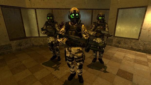 BMS H.E.C.U. Soldiers