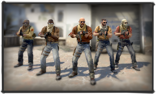 CS:GO Elite Crew revamped