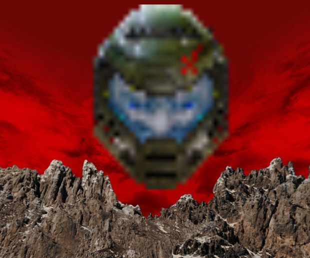 Doom Slayer Mugshot