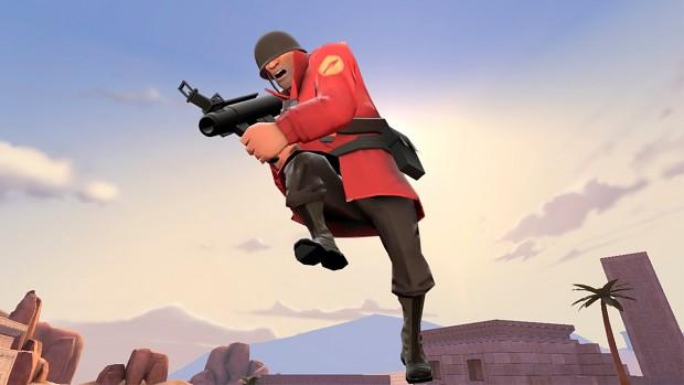 Rocket Jump Waltz (Alternate Version)