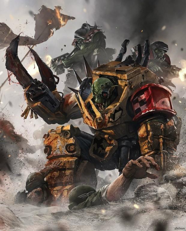 NimoStar's Darker Crusade Alpha V2