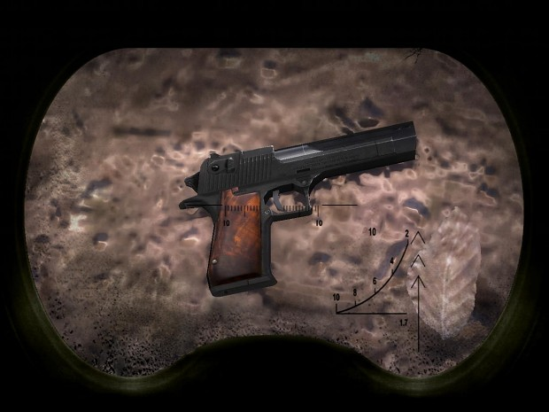 High Resolution Weapons for S.T.A.L.K.E.R CoP v1.1