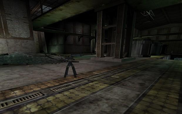 Map 2 Team Deathmatch - Demo Map