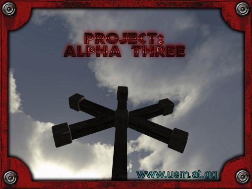 Project: Alpha Three