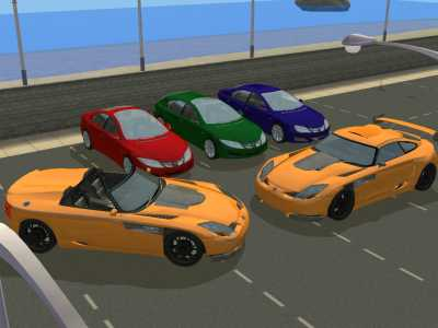 The Montgomerys file - Simlish Cars Addon mod for The Sims 2